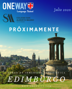 Curso de inmersión lingüística en Edimburgo