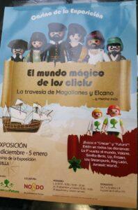 Exposición «La travesía de Magallanes y Elcano»