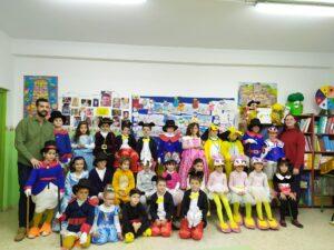 Teatros de Navidad de primaria