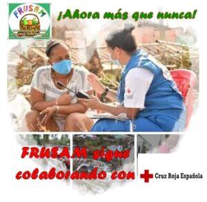 Acción social de FRUSAM