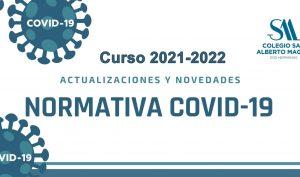 cartel normativa covid 21_22