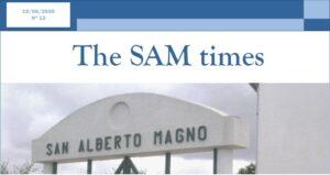 Nº12 de The SAM Times ya disponible