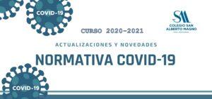 Normativa COVID-19 Curso 2020/21