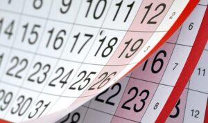Calendario escolar definitivo 2021/22